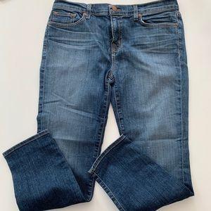 J BRAND Denim Capri pants. Size 30.